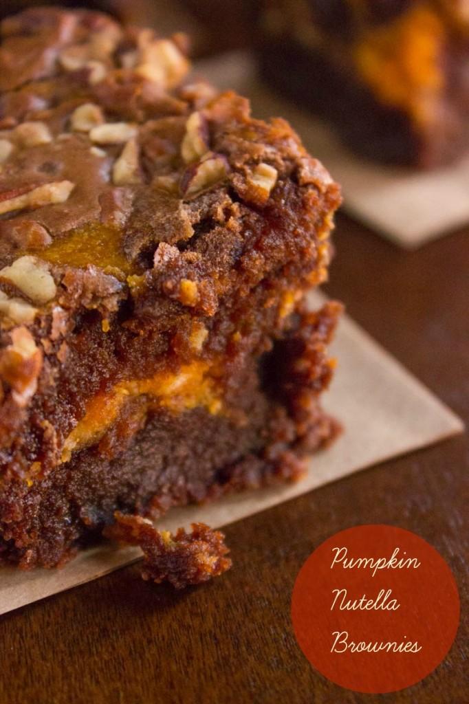 nutella-pumpkin-brownies