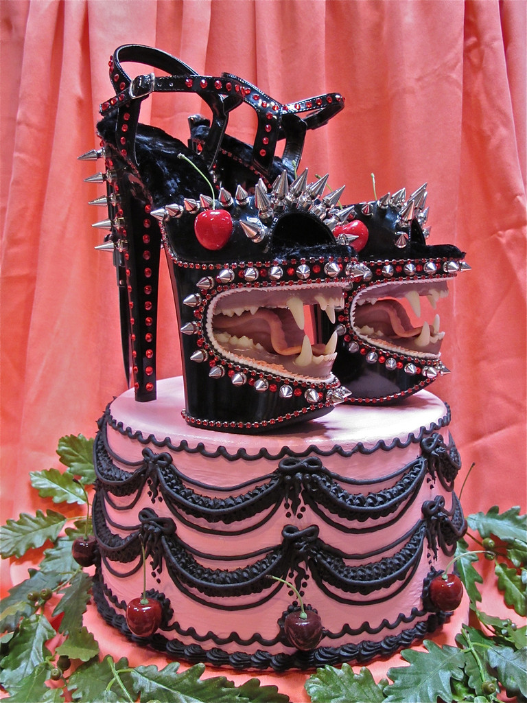 cake_shoe