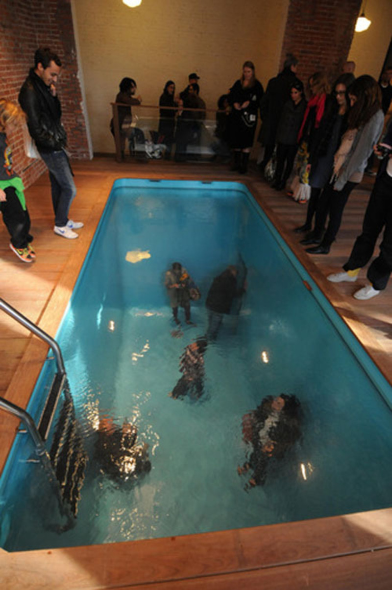 Magical Swimming Pool Design By Leandro Erlich