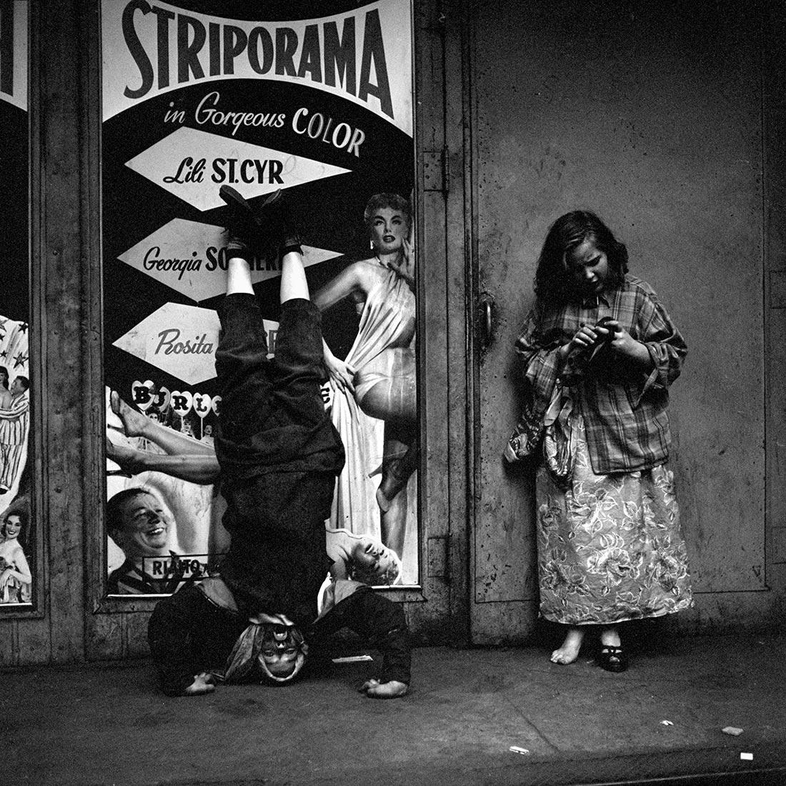 November 1953, New York, NY