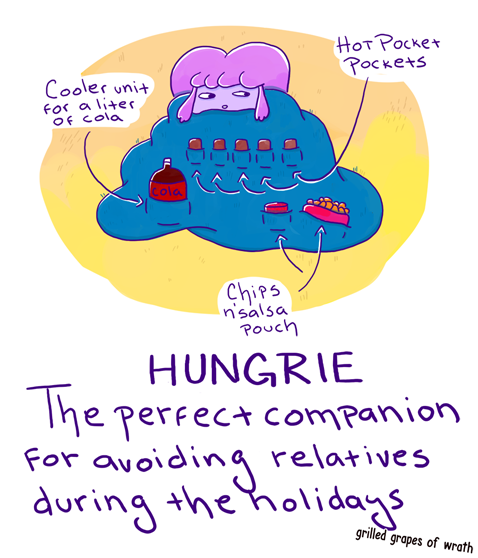 hungrie
